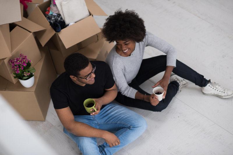 couple drinking coffee_maximizing ROI service based amenities